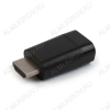 Видеоконвертер HDMI TO VGA+AUDIO L/R (A-HDMI-VGA-02) Вход HDMI; выход VGA,аудио 3.5шт; мини корпус