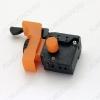 Выключатель для дрели (Китай) Ferm 6А (A0120) FA2-6/1BEK 6A 250V