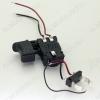 Выключатель для шуруповерта Калибр, Электроприбор, Makita (AK0280) KL01 16A 24VDC