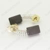 Щетки графитовые 7х11х18 (A0229) пружина, пятак, уши, (2 шт) для Интерскол ДП-1600Wt