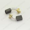 Щетки графитовые 6х9х12 (A0248) пружина, пятак, зацепы, (2 шт) для Makita СВ-419А