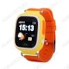 GPS часы детские GP-01 (OT-SMG14) желтые