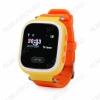 GPS часы детские GP-02 желтые