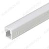 Профиль накладной SL-MINI-8-2000 ANOD (019322)  для LED-ленты шириной 5мм размеры: 2000*8*9мм   ЭКРАН В СОПУТСТВУЮЩИХ! ПРОДАЕТСЯ ОТДЕЛЬНО!