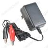 Зарядное устройство LAC612-1000 (6;12V) для свинцово-кислотных аккумуляторов; Vзар.=6;12V 1000mA; защита от короткого замыкания, перегрузки, перегрева, переполюсовки; автоматическое отключе