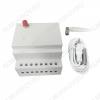 Радиоконструктор Модуль управления GSM-SMS MA3402 (1х3500Вт, с возможностью оповещения) Для контроля температуры и управления электроприборами по каналу GSM, режим контроля и оповещения .Имеет встроенный источник питания 220В.