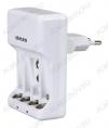 Зарядное устройство B-55A для 2-4шт NiCd,NiMh R03/AAA, R6/AA,, C,D Vзар=1.4V 120mA; 6F22 Iзар=35mA;