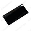 Задняя крышка для Lenovo Vibe Shot Z90 черная