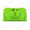 Контроллер заряда SR1012 10А(12В) Максимальная мощность подключаемых солнечных батарей для 12В АКБ - 170Вт.