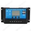 Контроллер заряда DY2024DU(DY2024) 20А(12/24В) LED USB-выход Максимальная мощность подключаемых солнечных батарей для 12В АКБ - 480Вт, 24В - 960Вт.,;Поддержка Li-ion аккумуляторов;Имеется защита от перезаряда.