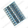 Модуль балансировки заряда АКБ HX-JH-008 Модуль балансировки уровня заряда Li-Ion аккумуляторов, позволяет подключить до 8 аккумуляторов.