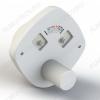 Облучатель для офсетной антенны UMO-3F MIMO2x2 для  3G/4G USB-модема 3G/4G/LTE; 1700-2700MHz; 20-29dB; без кабеля; 2 разъема F-гнезда