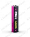Аккумулятор 18650 (3,7V, 1800mAh) LiIo; 18.5*65.5мм;                                                                                                               (цена за 1 аккумулято