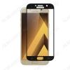 Защитное стекло Samsung A320F Galaxy A3 2017 черное
