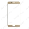 Защитное стекло Samsung A710F Galaxy A7 2016 A710 золотое