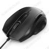 Мышь проводная GM-110 Black проводная, 800dpi, 3 кнопки, колесо-кнопка, USB, кабель - 150см, 118*74*37мм, 95г