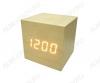 Часы электронные сетевые VST869-1 светло-коричневые