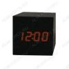 Часы электронные сетевые VST869-1 черные