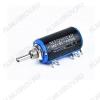 Потенциометр 22K WXD3-13(12)-2W моно многооборотный