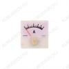 Амперметр 5A DC (40*40) (без шунта)