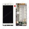 Дисплей для Huawei P6 Ascend+тач. белый