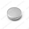 Неодимовый магнит диск 20х5 мм Сила сцепления 5.6кг; вес 12гр;