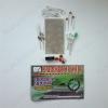 Радиоконструктор Световой эффект Колесо №99 (питание 9В) Напряжение питания 9В; Ток потребления 100мА