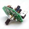 Регулятор мощности DC NM4511, набор для пайки, 0...24В (50А). Питание 12...24В, ШИМ регуятор
