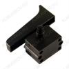 Выключатель Гусь короткий с тонким фиксатором (A0179)