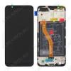 Дисплей для Huawei Honor View 10 + тачскрин черный