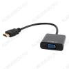 Видеоконвертер HDMI TO VGA+AUDIO L/R (A-HDMI-VGA-03) Вход HDMI; выход VGA,аудио 3.5шт
