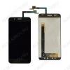 Дисплей для ZTE Blade A610 Plus/A2 Plus + тачскрин черный
