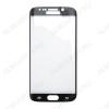 Защитное стекло Samsung G925F Galaxy S6 Edge с рамкой черное