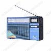 Радиоприемник FP-1823U (цвета в ассортименте) УКВ 88,0-108.0МГц; разъем USB, SD; Питание от аккумулятора или от сети 220В