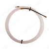 Протяжка кабельная (мини УЗК в бухте) 5 м нейлон, d=3 мм, латунный наконечник, заглушка (47-1005-1)