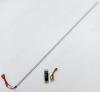 Комплект:2 светодиодные линейки и инвертор для подсветки ЖК панелей 10-27