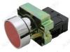 Кнопка управления 3SA8-BA42 ON-(OFF) красный NC 3.0A/240V