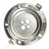 Фланец круглый 5 отверстий (65111789) D125mm; для Аристон