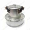 Двигатель пылесоса 1800 Вт PH9/CG08 D=130, H=118, h=36, VCM-CG08, без юбки, контакты раздельно на щётках