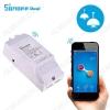 Wi-Fi реле Sonoff Dual 90-250В; 10А/15А; 2200Вт/3500Вт; размеры 114*52*30мм; EWeLink