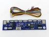 Светодиодный драйвер универсальный CA-188 Plus Uвх: 9...24VDC, Uвых: 1...85VDC, Iвых: 270mA, диагональ 15-24