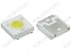 Светодиод SMD 3535; 3.4-3.65V; A127CECEBUP8Z-G102 (холодный белый) 3V; 2pin; широкий: катод(-); для модулей подсветки LED TV