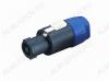 Разъем (4800) SPEACON штекер на кабель (цанга, короткий)