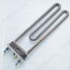 ТЭН для стиральной машины 1950W с отверстие с буртом 132180710, 146321800, 3406142, HTR008ZN ZANUSSI 231x175mm