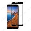 Защитное стекло Xiaomi Redmi 7 черное