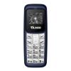 Мобильный телефон Olmio A02 (синий-белый) 1 Sim, миниатюрный: 68*28*12.6 мм