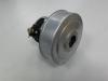 Двигатель пылесоса 1800 Вт HX H115 h36 D=130, H=116, h=44, VCM-1800, без юбки, контакты раздельно на щётках