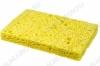 Губка для очистки паяльных жал 80*52*10мм