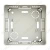 Адаптер Terneo слоновая кость Предназначен для накладного монтажа терморегуляторов terneo.