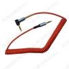 Шнур (TS-3203) 3.5 шт стерео/3.5 шт стерео 1.0м угловой, витой